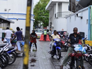 Malé Local Market