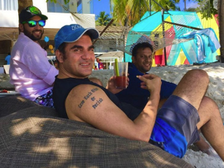 Salman Khan celebrates nephew's birthday in Maldives