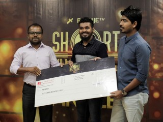 Awarding Ceremony of Raajje TV Short Film Festival