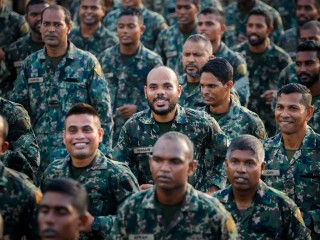 Maldives National Defense Force (MNDF) Victory Run 2018