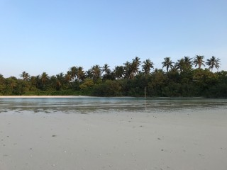Visualizing Serenity in Kelaa (Haa Alif Atoll)