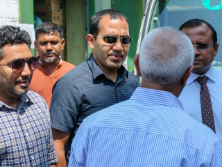 MP Faris released after six months in custody