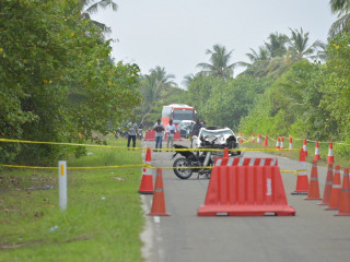Fatal Addu City Accident