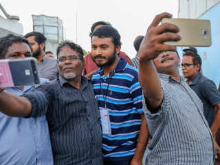 RaajjeTV's Amir and Wisam released