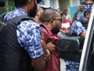 Walk organised by MDP
