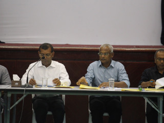 MDP's 'Agenda 2019' workshop
