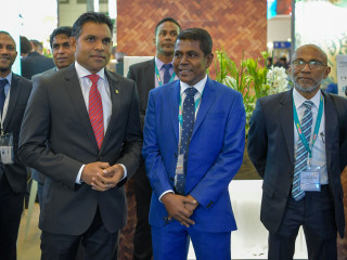 THE VICE PRESIDENT ATTENDS OPENING OF ITB BERLIN FAIR