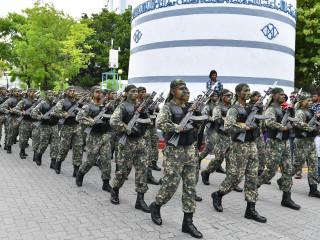 MNDF marks 127th anniversary