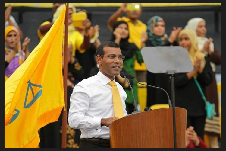 Maldives leader says Supreme Court ruling was coup