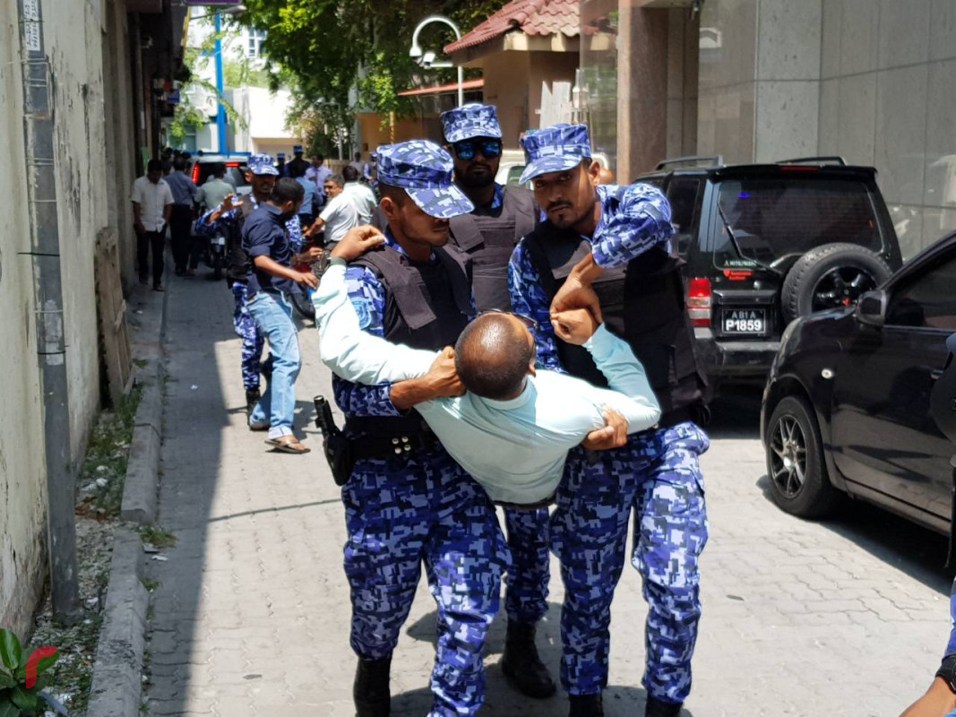 Maldivian Parliament Extends State of Emergency for 30 Days