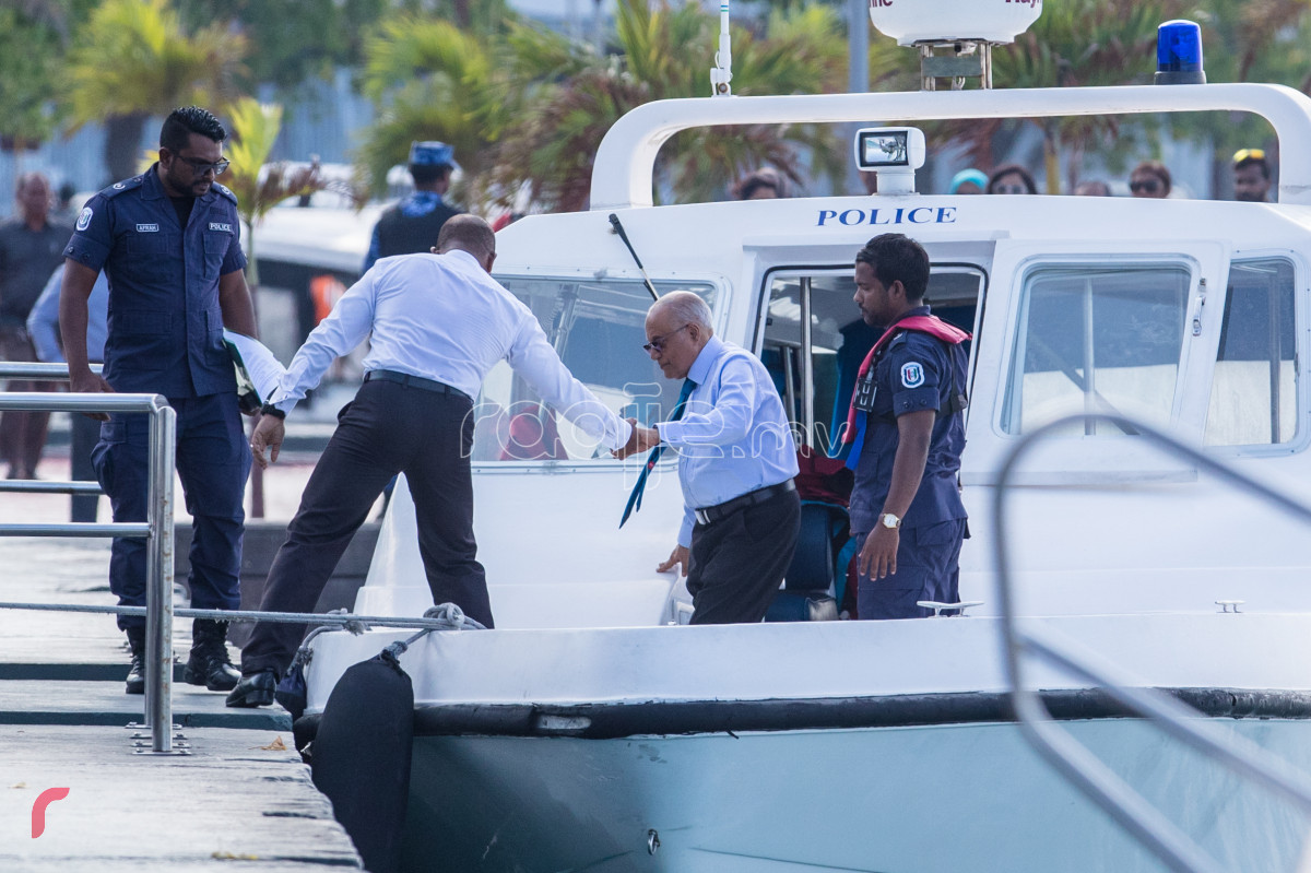 Maldives former dictator Maumoon Abdul Gayoom, top judges charged with terrorism