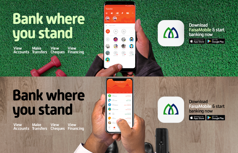 Maldives Islamic Bank launches mobile banking app 'Faisa Mobile'