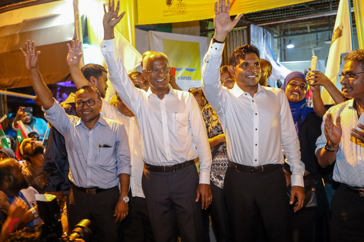 China says it is hurt over former Maldives President Mohammad Nasheed's remarks